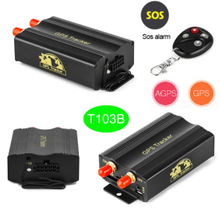GPS Tracker for Bicycle/Vehicle with Vibration Alarm {T103b)