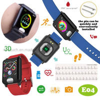 Newest Bluetooth Smart Bracelet with ECG+PPG E04