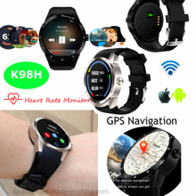"Android 3G/WiFi Smart Watch with 1.3"" Round Screen K98H"