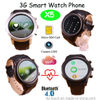 3G Intelligent Watch with Heart Rate Monitor (X5)