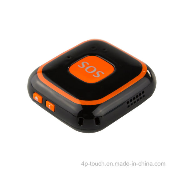 Large Sos Button GPS Tracker with Fall Down Alarm (V28)