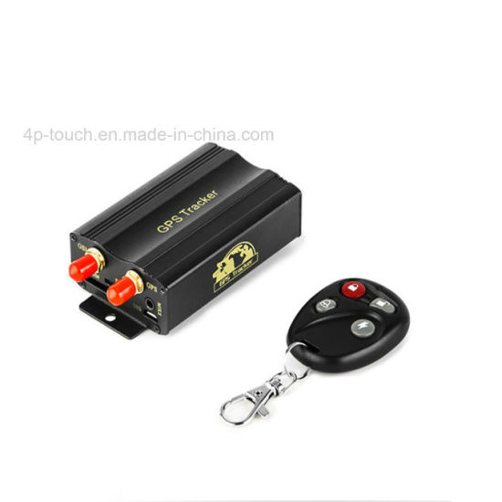 Newest Iron E-Bike GPS Tracker with Call Alarm T103B