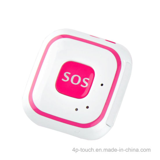 Mini Personal GPS Tracker with Fall Down Detection V28