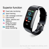 Smart Bracelet with Heart Rate and Blood Pressure Monitor K18S