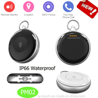 2g/GSM GPS Tracker with Waterproof and SIM Card Pm02