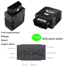 Simple Fuel Monitoring Car OBD GPS Tracker T306