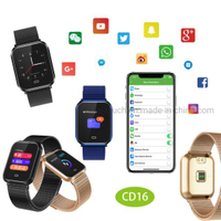 IP67 waterproof Smart bluetooth Bracelet with long working hours CD16