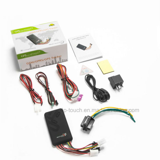 2018 Car GPS Tracker with Remotely Oil/Engine Cutting T100