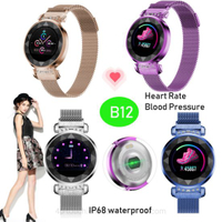 New Style Women Health Smart Bracelet B12
