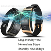 Smart Wristband with Heart Rate&Blood Pressure Monitor K11S