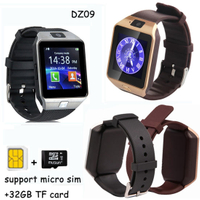 Fashionable Bluetooth Smart Watch with 2.0m Camera Dz09