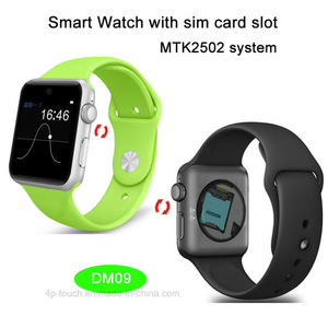Phone Calls Reminding Smart Watch with Remote Camera DM09