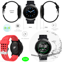 1.3 Inch IPS Touch Screen Smart Bluetooth Bracelet with Blood Oxygen Monitoring G30