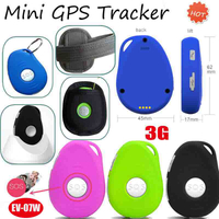 3G IP66waterproof GPS Tracker with Sos & Fall Down Alarm EV07W