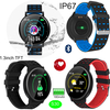 Three Colors IPS Screen Waterproof Sports Smart Bluetooth Bracelet with Heart Rate Monitor S30