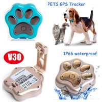 3G IP66 Waterproof GPS Tracker Device for pets with Anti Lost V40