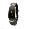 Lady Swimmingproof Bluetooth Smart Bracelet with HR and BP S3