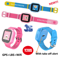 IP67Waterproof Children GPS Smart Watch Tracker with Camera Y20s
