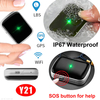 Long working hours 1000mAh GPS Tracker with IP67 Waterproof (Y21)