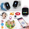 3G multiple accurate positioning GPS Watch Tracker for Elderly with Camera(Y19)