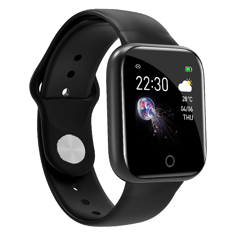 2020 new Developed Swimming Waterproof Smart Bluetooth Bracelet with Heart Rate Monitoring I5
