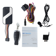 4G/LTE Watterproof Sos Alarm Vehicle GPS Tracker with Remote Power off T405