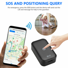 Mini Real Time GPS Tracking Device with Sos Voice Monitor GPS/WiFi/Lbs Locator