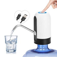 Intelligent stand automatic smart electric wireless USB charging portable water dispenser WD01