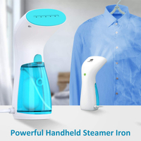 Hand Held for Clothes Garment Mini Portable Iron Steamer