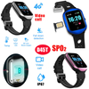 2021 4G GPS Eldery GPS Tracker Smart Watch Phone with Body Temperature Health Monitoring D45t