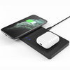 Amazon New Product Portable Mobile Phone 2 in 1 Wireless Charger Station WP01